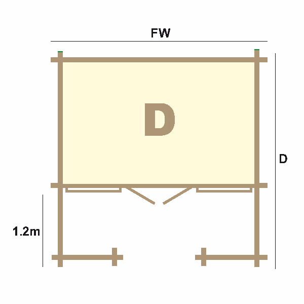 Charnwood D layout
