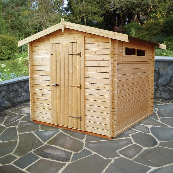 Charnwood Shed Log Cabin