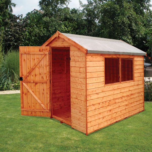 Norfolk Shed